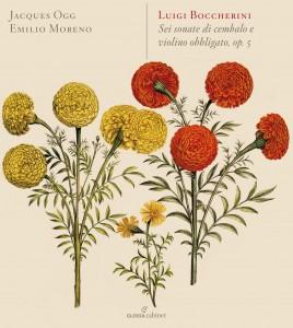 LUIGI BOCCHERINI Sei Sonate di cembalo e violino obbligato, op.5